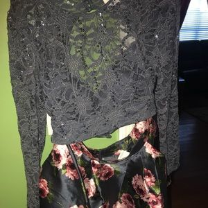 Formal two-piece dress size 11/12